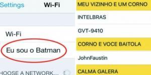 Nomes criativos para redes Wi-Fi (Foto:Reprodução/Twitter