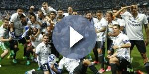 El Real Madrid gana la Liga 2016/2017. Foto: Twitter LaLiga