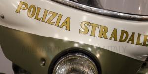 Polizia stradale, strage di patenti a Sassari