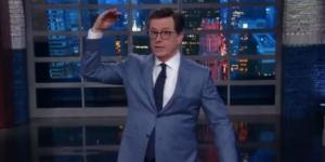 Stephen Colbert on Donald Trump, via Twitter