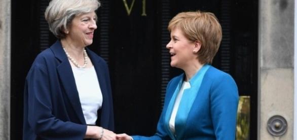 Theresa May and Ruth Davidson more popular than Nicola Sturgeon in ... - telegraph.co.uk