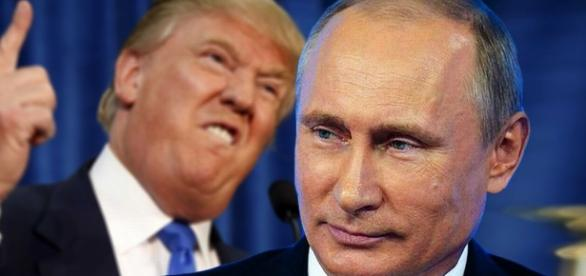 Vladimir Putin defends Donald Trump by saying the Presidential ... - mirror.co.uk