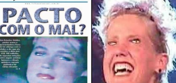 Xuxa foi vítima de diversas teorias da conspiração