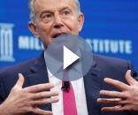 Former UK prime minister Tony Blair announces he's ready to get ... - scmp.com