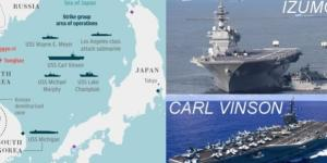 Cea mai mare navă de război japoneză s-a alăturat forței de atac a SUA