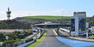 Circuito Jerez De La Frontera, Spagna