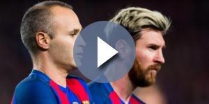 Iniesta y Messi, los más limpios de la Liga - mundodeportivo.com