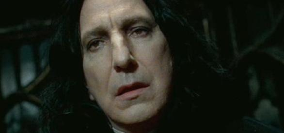 Severus Snape, tragic hero (Flickr)