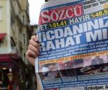 Turkey seeks arrests at opposition newspaper Sozcu | News | DW ... - dw.com
