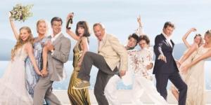 El reparto original de 'Mamma Mia!'