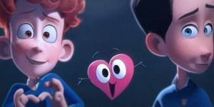 'In a Heartbeat': locandina del corto - Kickstarter.com