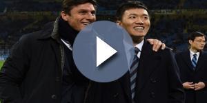 Inter, scambio in vista con la Roma