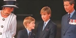 Prince Charles, Princess Diana, Prince William and Prince Harry / Photo via News 247 , YouTube
