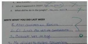 Una profesora es suspendida de su empleo por reírse del examen de ... - 20minutos.es