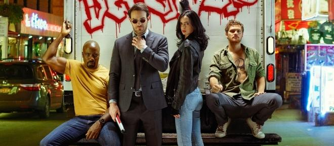 Marvel, Netflix series, and The Defenders