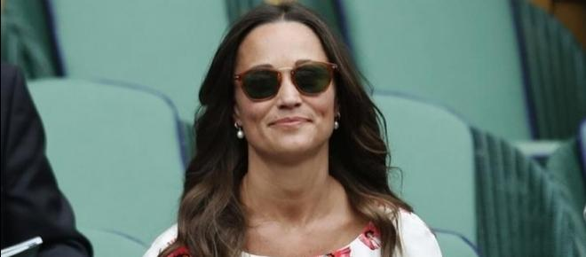 Pippa Middleton and James Matthews tie the knot