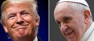Kirche+Leben - Donald Trump besucht Papst Franziskus am Mittwoch - kirche-und-leben.de