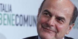 Bersani con chiarezza: voglio il centrosinistra