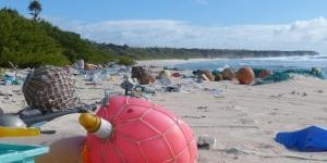 Henderson, l'isola diventata discarica