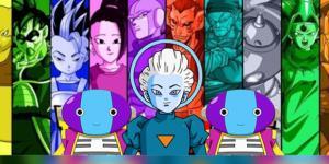 nuevos guerreros del torneo del poder