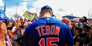 Photo Source: Tim Tebow | sportingnews.com