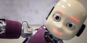 Un corpo per l' Intelligenza Artificiale: iCub, il robot che ... - intel.it