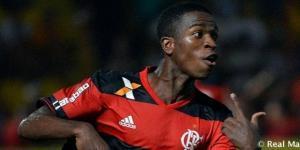 Vinicius Junior. Imagen: www.realmadrid.com