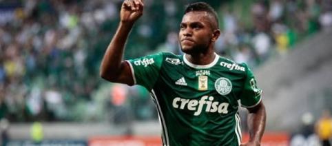 Borja não está no seu melhor momento no Palmeiras (Foto: Reprodução/Folhapress)