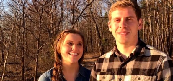 Joy-Anna Duggar and Austin Forsyth / Photo via TLC , YouTube