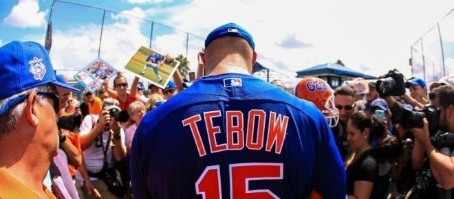 Tim Tebow sales get boost from fan attendance at minor league games