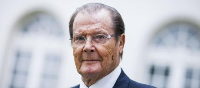 Roger Moore : James Bond nous a quitté