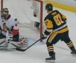 Crosby scored Pittsburgh'ѕ second goal, SPORTSNET Youtube channel https://www.youtube.com/watch?v=ZNunnn2H9yM