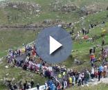 Giro d'Italia 2017: altimetria e percorso della 20^ tappa, Pordenone-Asiago