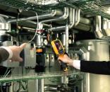 Tecnici Repower mostrano l'uso di Vampa