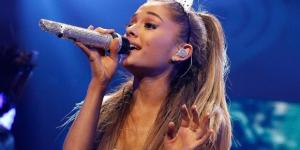 Ariana Grande screen grab via BN Library