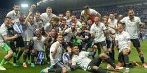 Celebración Real Madrid. Foto As.com