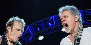 David Lee Roth ed Eddy Van Halen