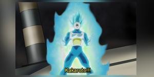 El objetivo de Vegeta para el Torneo del Poder.