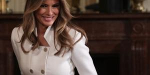Melania Trump finds her way in her first 100 days - CNNPolitics.com - cnn.com
