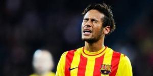 Neymar não teve boa temporada pelo Barcelona