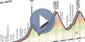 La Rovetta Bormio, sedicesima tappa del Giro d'Italia
