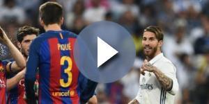 Real Madrid : Piqué se fait violemment chambrer ! (VIDEO)