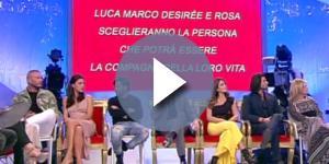 Uomini e donne, trono classico: un po' di pace | TV Sorrisi e Canzoni - sorrisi.com