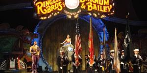 The history of the Ringling Bros circus / Photo CCO Public Domain via Wikimedia
