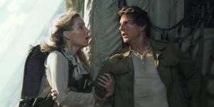 The Mummy': Tom Cruise Zero Gravity Stunt Took 64 Takes | Variety - variety.com