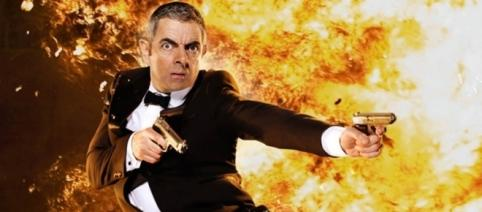 Damit gibt es nun mehr Filme über Johnny English als über Mr Bean. Verrückte Welt ...
