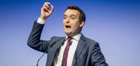 Florian Philippot menace de quitter le Front national