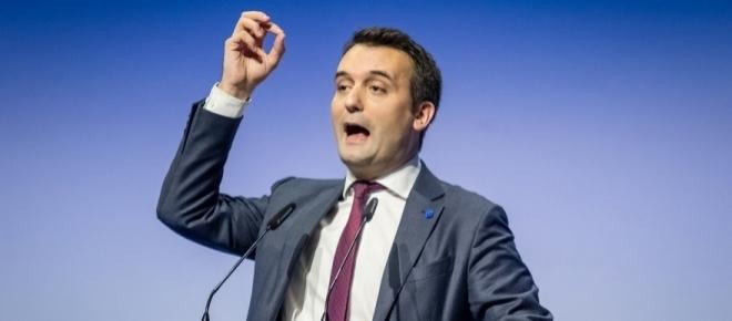 Florian Philippot menace de quitter le FN !