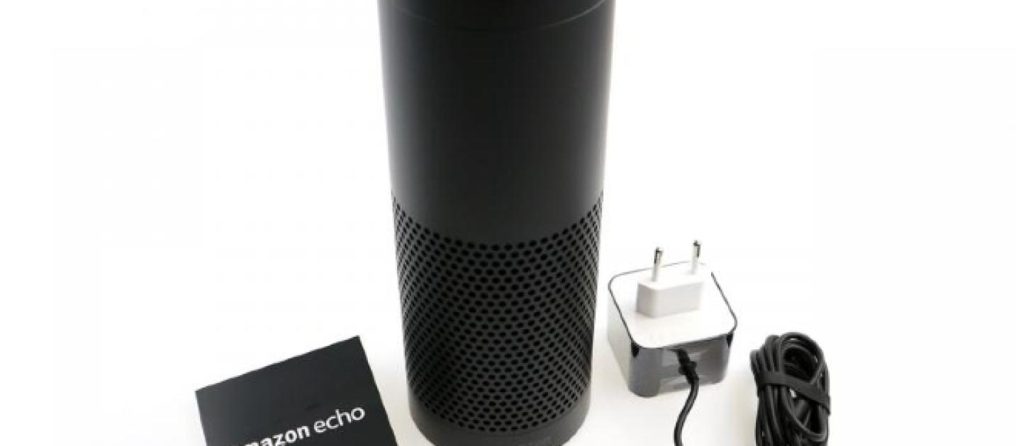 amazon echo s impact to the voice first revolution. Black Bedroom Furniture Sets. Home Design Ideas