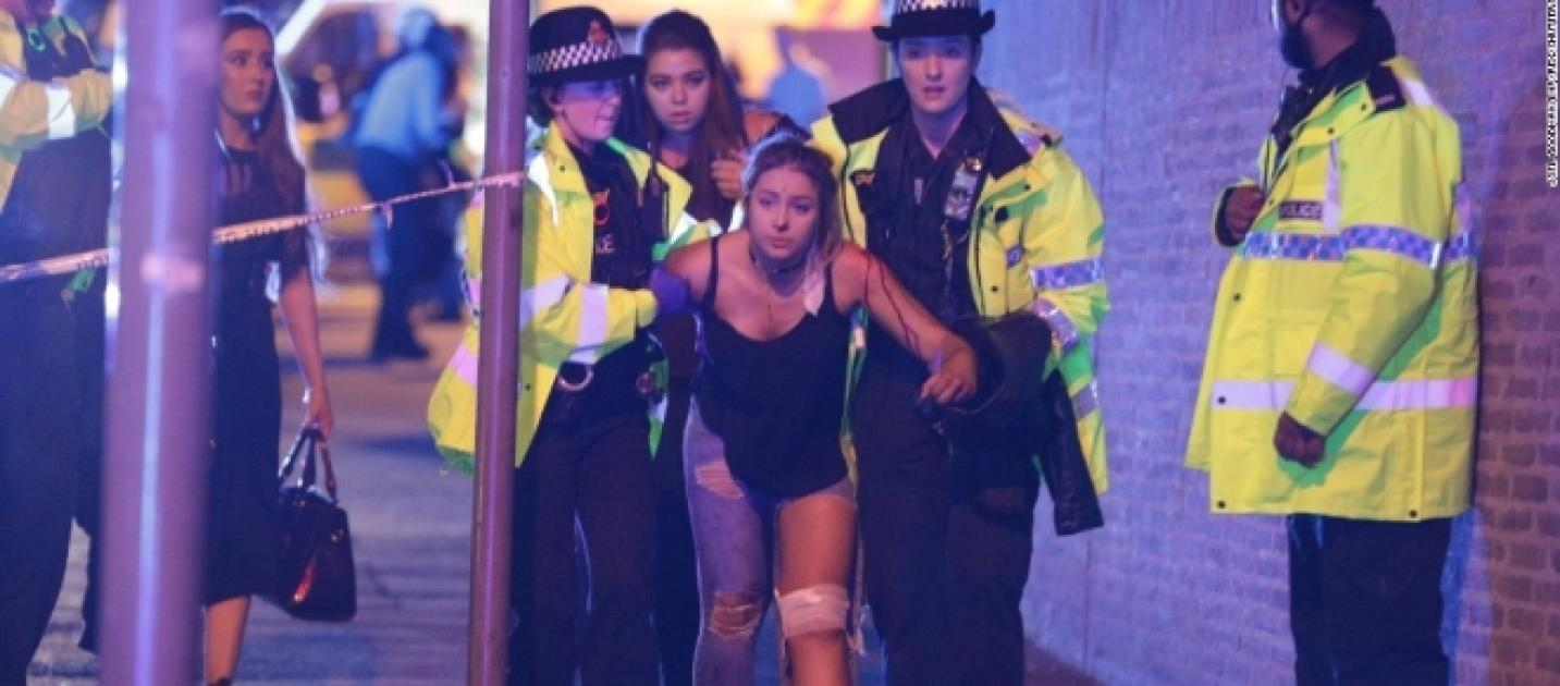 Manchester Arena bombing - Wikipedia